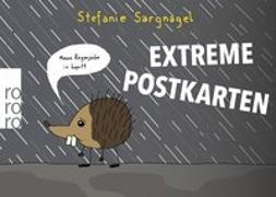 Cover-Bild zu Extreme Postkarten von Sargnagel, Stefanie
