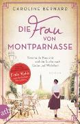 Cover-Bild zu Die Frau von Montparnasse von Bernard, Caroline