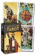 Cover-Bild zu Radiant Wise Spirit Tarot Mini von Waite, Arthur Edward