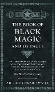 Cover-Bild zu Book of Black Magic and of Pacts - Including the Rites and Mysteries of Goetic Theurgy, Sorcery, and Infernal Necromancy, also the Rituals of Black Ma von Waite, Arthur Edward
