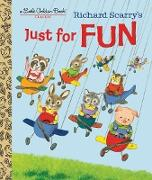 Cover-Bild zu Richard Scarry's Just For Fun von Scarry, Patricia