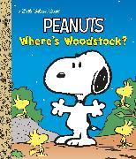 Cover-Bild zu Where's Woodstock? (Peanuts) von Lundell, Margo