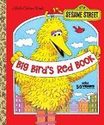 Cover-Bild zu Big Bird's Red Book (Sesame Street) von Cerf, Roseanne
