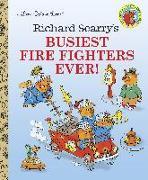 Cover-Bild zu Richard Scarry's Busiest Firefighters Ever! von Scarry, Richard