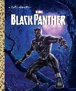 Cover-Bild zu Black Panther Little Golden Book (Marvel: Black Panther) von Berrios, Frank