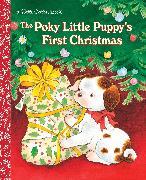 Cover-Bild zu The Poky Little Puppy's First Christmas von Korman, Justine