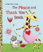 Cover-Bild zu The Please and Thank You Book von Hazen, Barbara Shook