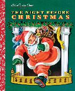 Cover-Bild zu The Night Before Christmas von Moore, Clement C.