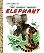 Cover-Bild zu The Saggy Baggy Elephant von Golden Books