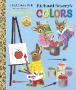 Cover-Bild zu Richard Scarry's Colors von Daly, Kathleen N.