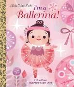 Cover-Bild zu I'm a Ballerina! von Fliess, Sue