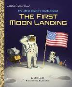 Cover-Bild zu My Little Golden Book About the First Moon Landing von Lovitt, Charles