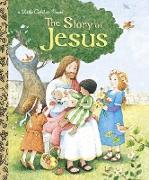 Cover-Bild zu The Story of Jesus von Watson, Jane Werner