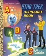 Cover-Bild zu Star Trek Alphabet Book (Star Trek) von Golden Books