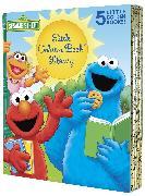 Cover-Bild zu Sesame Street Little Golden Book Library 5-Book Boxed Set von Albee, Sarah