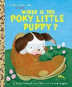 Cover-Bild zu Where is the Poky Little Puppy? von Sebring Lowrey, Janette