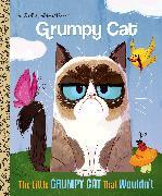 Cover-Bild zu The Little Grumpy Cat that Wouldn't (Grumpy Cat) von Golden Books