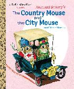 Cover-Bild zu Richard Scarry's The Country Mouse and the City Mouse von Scarry, Patricia