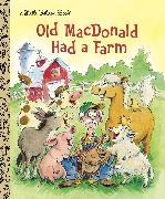 Cover-Bild zu Old MacDonald Had a Farm von Golden Books