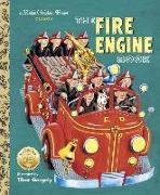 Cover-Bild zu The Fire Engine Book von Gergely, Tibor
