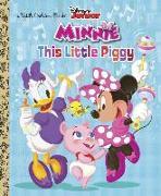 Cover-Bild zu This Little Piggy (Disney Junior: Minnie's Bow-toons) von Weinberg, Jennifer Liberts