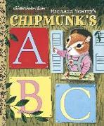 Cover-Bild zu Richard Scarry's Chipmunk's ABC von Miller, Roberta