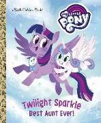 Cover-Bild zu Twilight Sparkle: Best Aunt Ever! (My Little Pony) von May, Tallulah