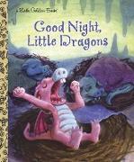 Cover-Bild zu Good Night, Little Dragons von Tyson, Leigh Ann