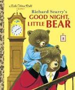 Cover-Bild zu Good Night, Little Bear von Scarry, Patsy