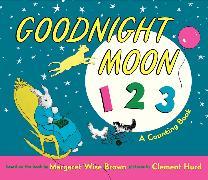 Cover-Bild zu Goodnight Moon 123 Padded Board Book von Brown, Margaret Wise
