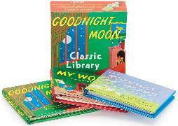 Cover-Bild zu Goodnight Moon Classic Library von Brown, Margaret Wise