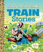 Cover-Bild zu Little Golden Book Train Stories von Crampton, Gertrude