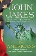 Cover-Bild zu The Americans (eBook) von Jakes, John