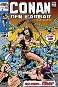 Cover-Bild zu Conan der Barbar: Classic Collection von Thomas, Roy