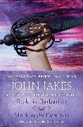 Cover-Bild zu The Adventures of Brak the Barbarian Volume One (eBook) von Jakes, John