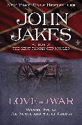 Cover-Bild zu Love and War (eBook) von Jakes, John