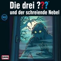 Cover-Bild zu Die drei ??? 162 und der schreiende Nebel (drei Fragezeichen) CD