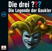 Cover-Bild zu Die drei ??? 198. Die Legende der Gaukler (Fragezeichen)
