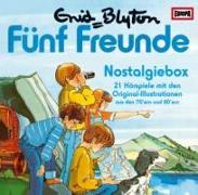 Cover-Bild zu Fünf Freunde - Nostalgiebox von Blyton, Enid