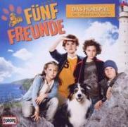 Cover-Bild zu Fünf Freunde - Das Original-Hörspiel zum Kinofilm von Blyton, Enid