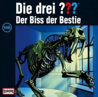 Cover-Bild zu Die drei ??? 146. Der Biss der Bestie (drei Fragezeichen) CD
