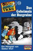Cover-Bild zu TKKG 154. Das Geheimnis der Burgruine von Wolf, Stefan