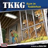 Cover-Bild zu TKKG 180. Alarm im Raubtierhaus von Wolf, Stefan