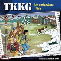 Cover-Bild zu TKKG 185. Der unsichtbare Dieb von Wolf, Stefan
