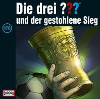 Cover-Bild zu Die drei ??? 176 und der gestohlene Sieg (drei Fragezeichen) CD