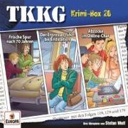 Cover-Bild zu TKKG Krimi-Box 20 (Folgen 119, 129, 179)