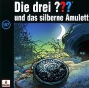 Cover-Bild zu Die drei ??? 187 und das silberne Amulett (Fragezeichen)