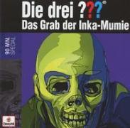 Cover-Bild zu Die drei ??? - Das Grab der Inka-Mumie