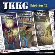 Cover-Bild zu TKKG Krimi-Box 12