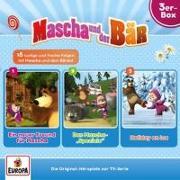 Cover-Bild zu Mascha und der Bär Box 01 (Folgen 1, 2, 3)